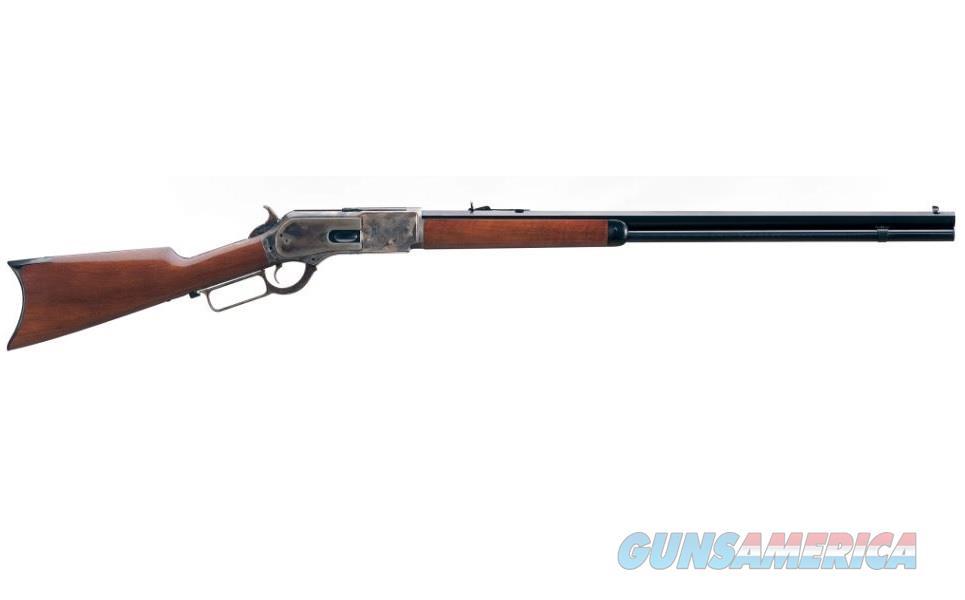 "Uberti 1876 Centennial Rifle Case-Hardened Lever-Action .45-60 28"" 342500   Guns > Rifles > Uberti Rifles > Lever Action"