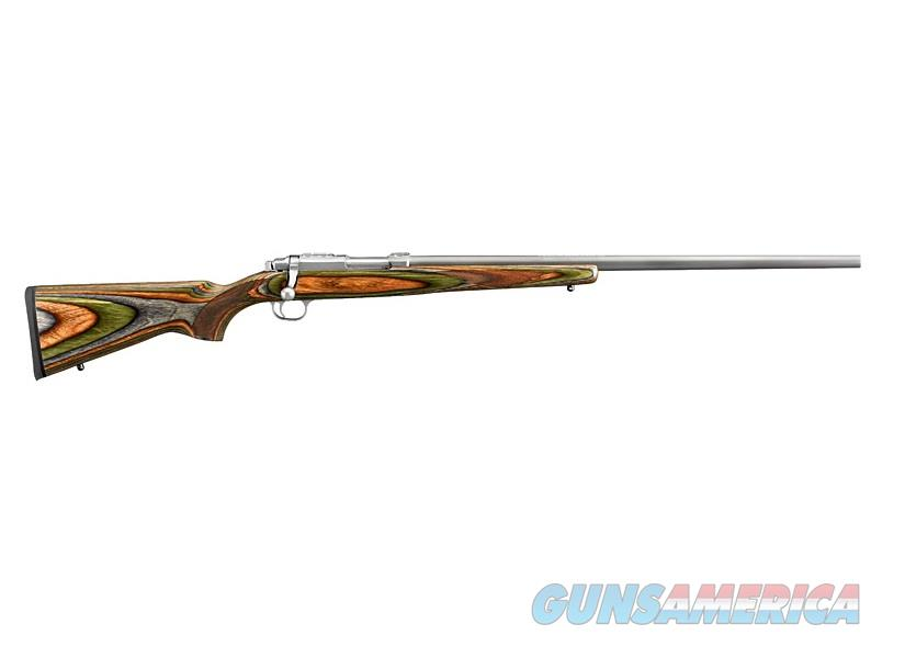 "Ruger 77/22 Green Mountain .22 Hornet 24"" Stainless 7204   Guns > Rifles > Ruger Rifles > Model 77"