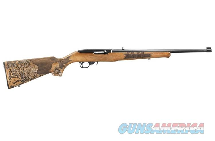 Ruger 10/22 Tiger Limited Edition TALO Exclusive .22LR 21146   Guns > Rifles > Ruger Rifles > 10-22