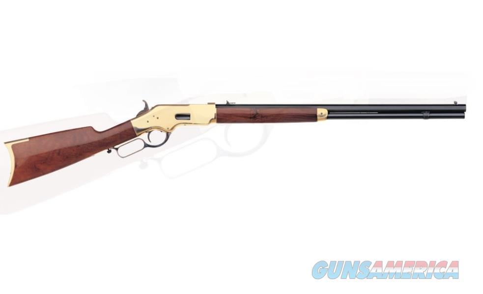 "Uberti 1866 Yellowboy Sporting Rifle .38 Special 24.25"" Octagon 342220   Guns > Rifles > Uberti Rifles > Lever Action"
