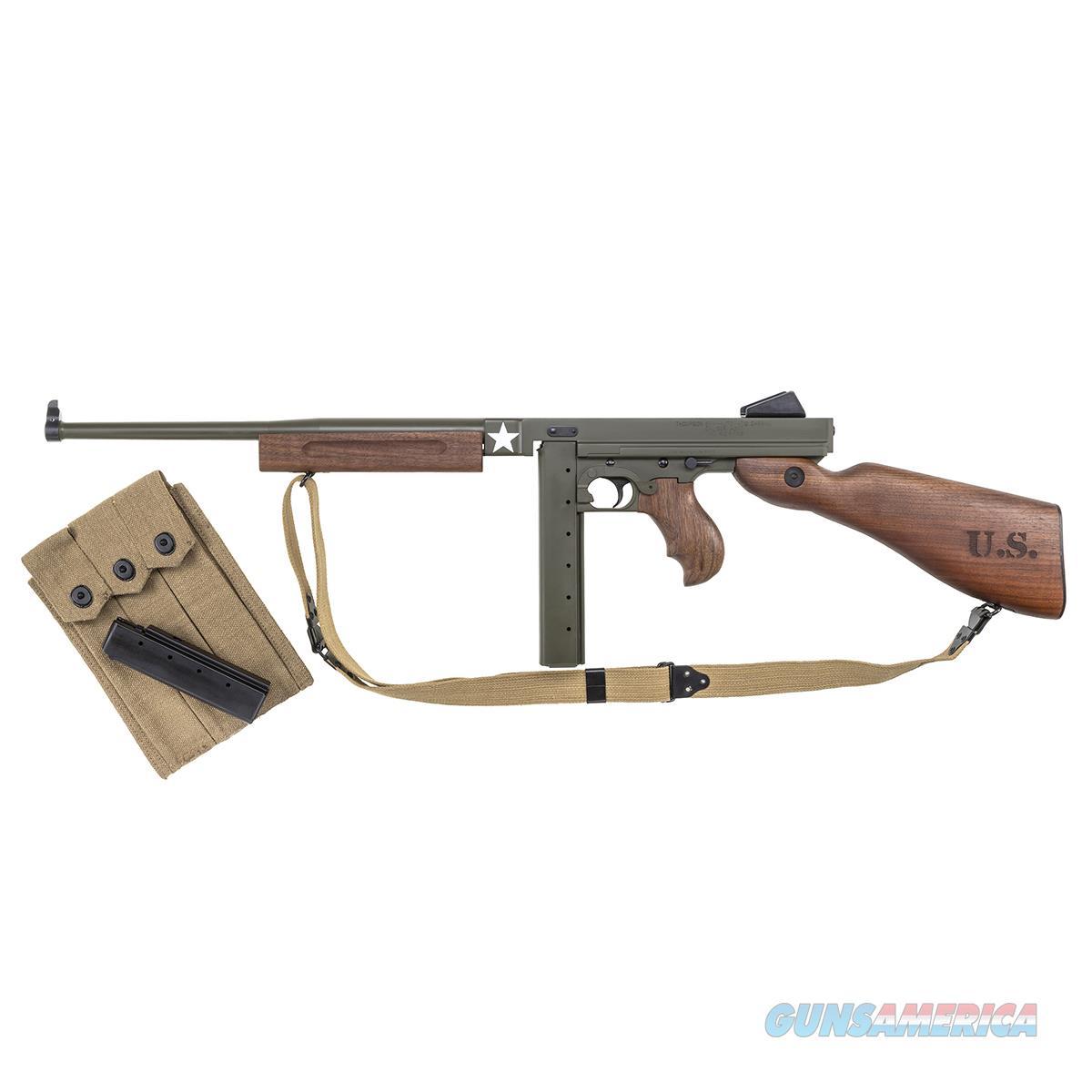 Auto-Ordnance Tanker WWII Thompson M1 Carbine .45 ACP TM1C1   Guns > Rifles > Auto Ordnance Rifles