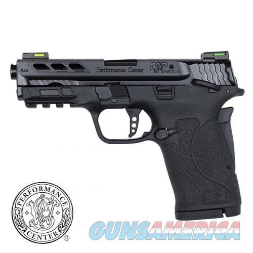 "Smith & Wesson PC M&P 380 Shield EZ .380 ACP 3.8"" Ported Black 12717  Guns > Pistols > Smith & Wesson Pistols - Autos > Shield"