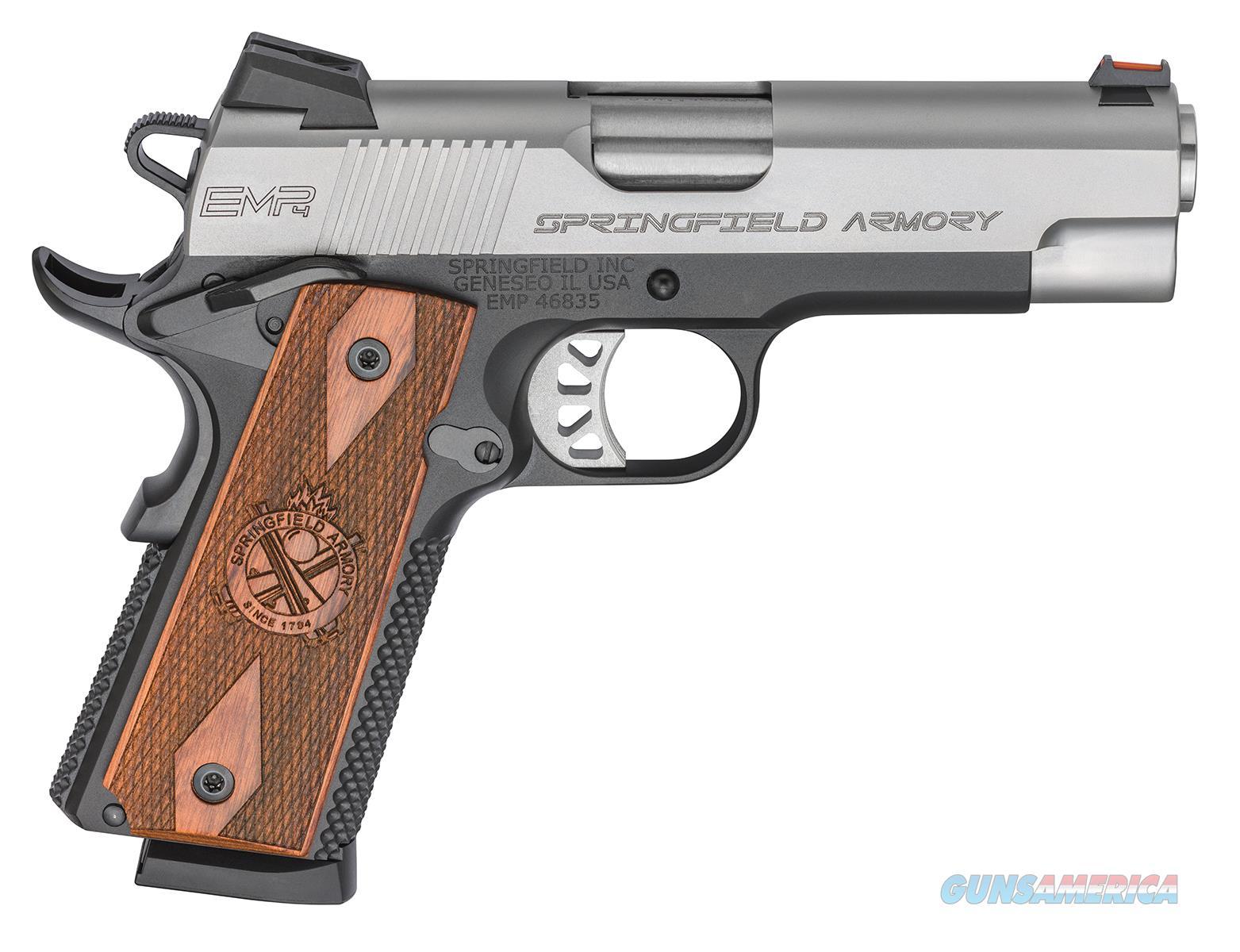 "Springfield 1911 EMP 4"" Champion .40 S&W PI9242L   Guns > Pistols > Springfield Armory Pistols > 1911 Type"