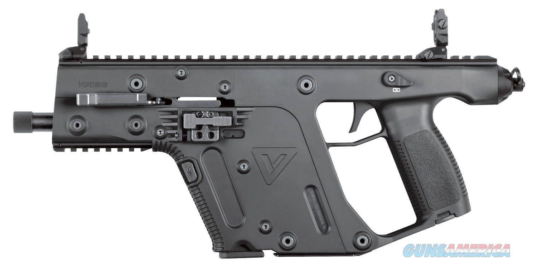 "Kriss Vector Gen II SDP 9mm Pistol 5.5"" TB Black KV90-PBL20   Guns > Pistols > Kriss Tactical Pistols"