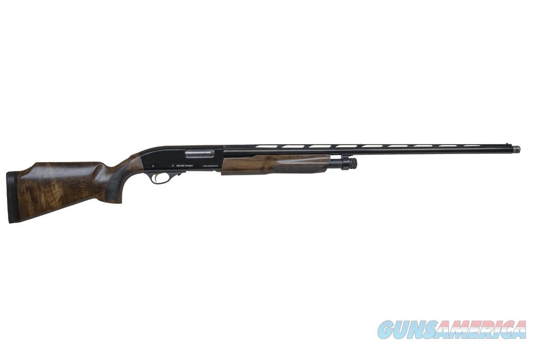 "CZ-USA CZ 612 Trap 12 Gauge Pump Walnut 32"" 5 Rds 06545   Guns > Shotguns > CZ Shotguns"