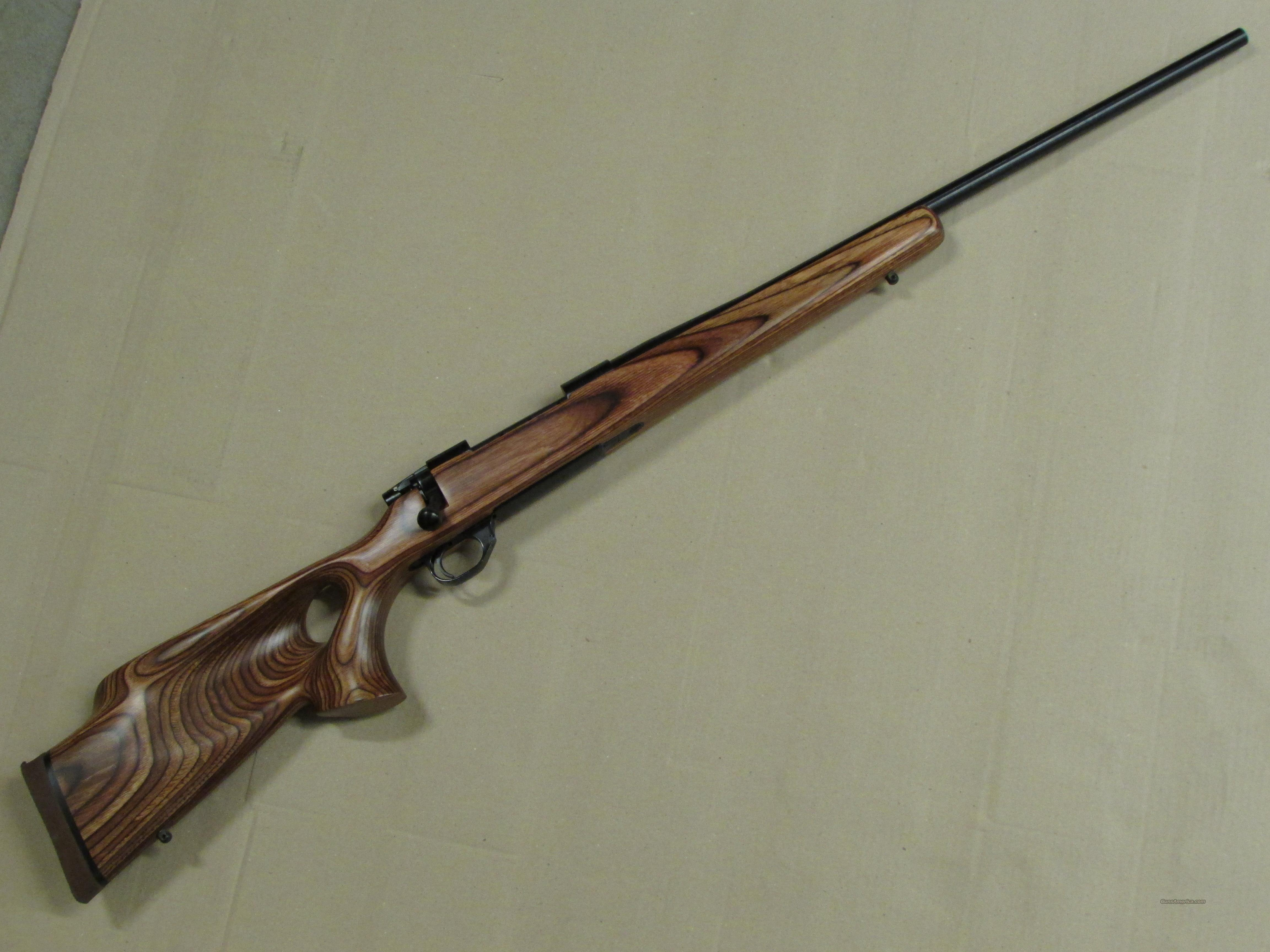 Weatherby Vanguard Thumbhole Stock .300 Win. Magnum  Guns > Rifles > Weatherby Rifles > Sporting