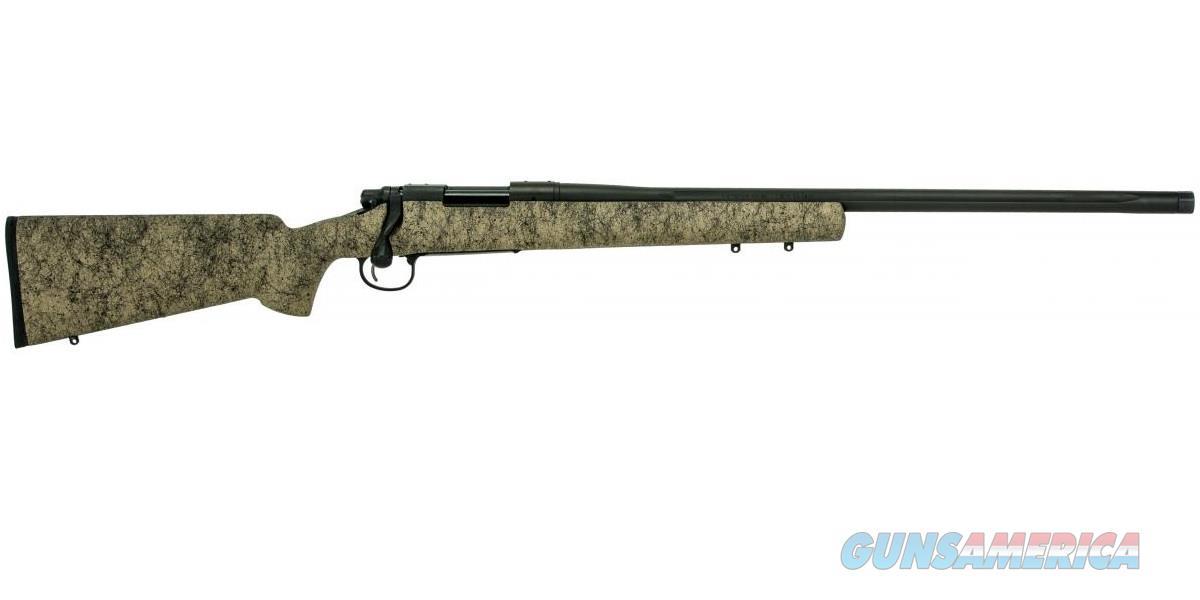 "Remington 700 5-R Stainless 6.5 Creedmoor 24"" Threaded 85198   Guns > Rifles > Remington Rifles - Modern > Model 700 > Sporting"