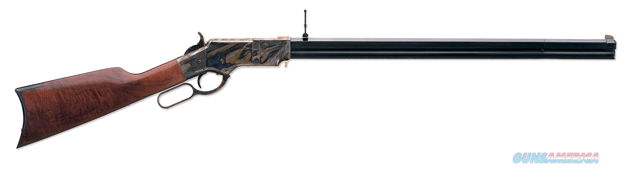 "Uberti 1860 Henry Steel Rifle .45 Colt 24.5"" Octagon 342360  Guns > Rifles > Uberti Rifles > Lever Action"