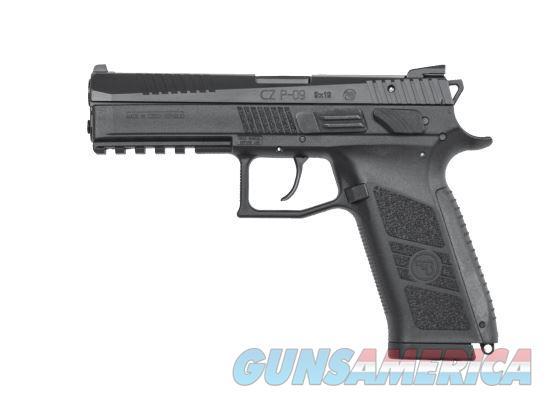 """CZ-USA CZ P-09 4.5"""" 15+1 .40 S&W 91621  Guns > Pistols > CZ Pistols"""