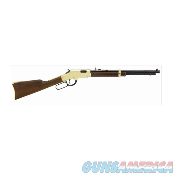 Henry Golden Boy Youth Lever-Action .22 LR  Guns > Rifles > Henry Rifle Company