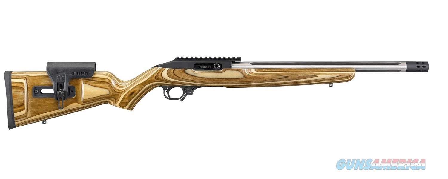 "Ruger 10/22 Competition TALO .22 LR 16.12"" 31127  Guns > Rifles > Ruger Rifles > 10-22"