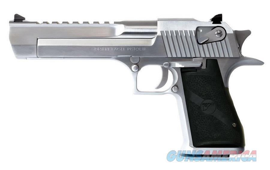 Magnum Research DE Mark XIX .44 Magnum Brushed Chrome DE44BC  Guns > Pistols > Magnum Research Pistols