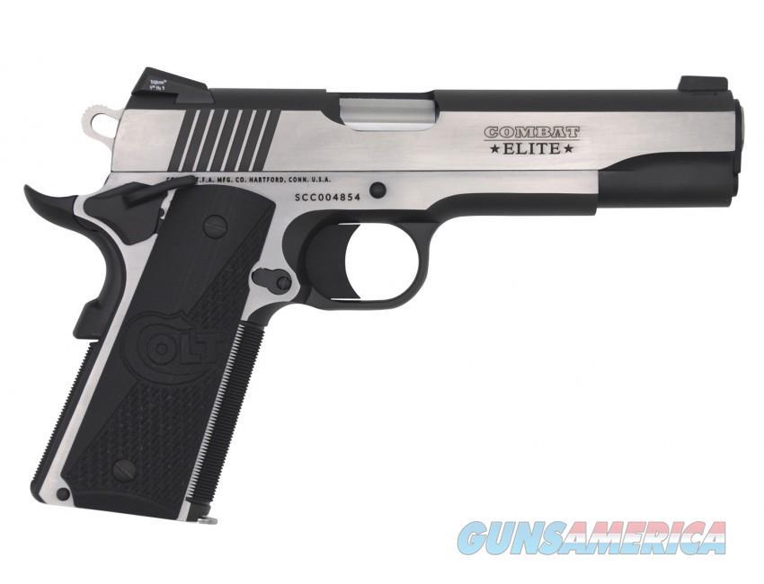 """Colt 1911 Combat Elite Government 9mm 5"""" O1072CE  Guns > Pistols > Colt Automatic Pistols (1911 & Var)"""