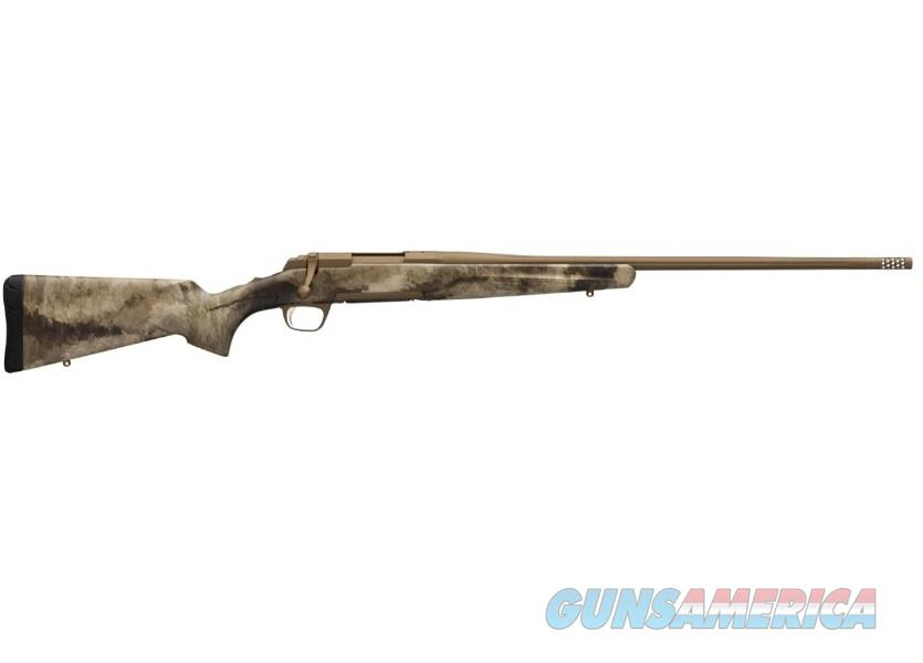 "Browning X-Bolt Hell's Canyon SPEED .308 Win 22"" Bronze A-TACS AU 035498218  Guns > Rifles > Browning Rifles > Bolt Action > Hunting > Blue"