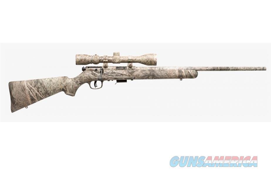 "Savage 93R17 XP 22"" Mossy Oak Brush .17 HMR Scope Package 96765  Guns > Rifles > Remington Rifles - Modern"