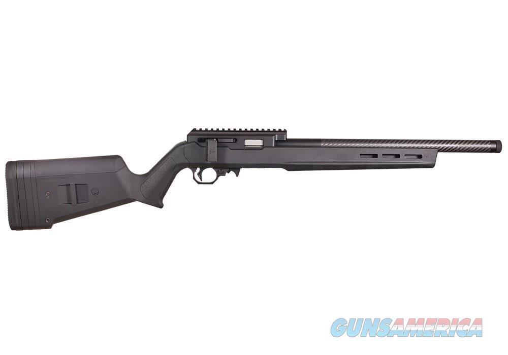 VOLQUARTSEN SUMMIT STRAIGHT PULL .22 LR BLACK MAGPUL STOCK SKU: VCB-LR-B  Guns > Rifles > Volquartsen