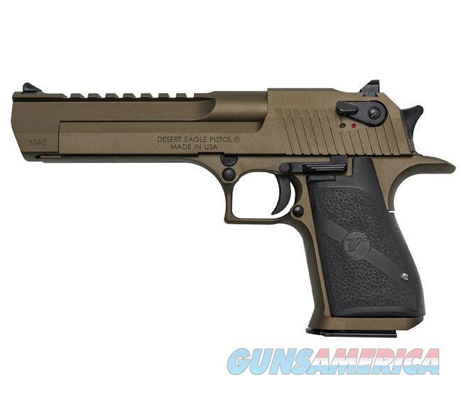 "Magnum Research Desert Eagle .50 AE 6"" Burnt Bronze DE50BB  Guns > Pistols > Magnum Research Pistols"