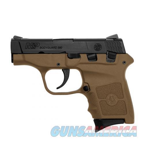 "Smith & Wesson M&P BG380 .380 Auto FDE 2.75"" 10167  Guns > Pistols > Smith & Wesson Pistols - Autos > Polymer Frame"