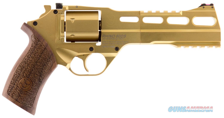 "Chiappa Rhino 60SAR Gold .357 Magnum 6"" CF340.259  Guns > Pistols > Chiappa Pistols & Revolvers > Rhino Models"