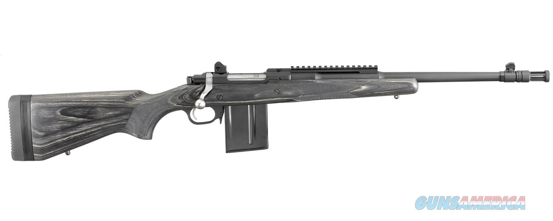 "Ruger Gunsite Scout .308 Win 16.10"" TB 10 Rds 6803   Guns > Rifles > Ruger Rifles > Model 77"