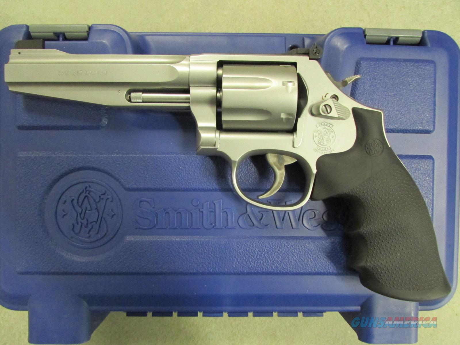 "Smith & Wesson Pro Series 686 Plus 5"" SS Barrel .357 Mag 178038  Guns > Pistols > Smith & Wesson Revolvers > Full Frame Revolver"