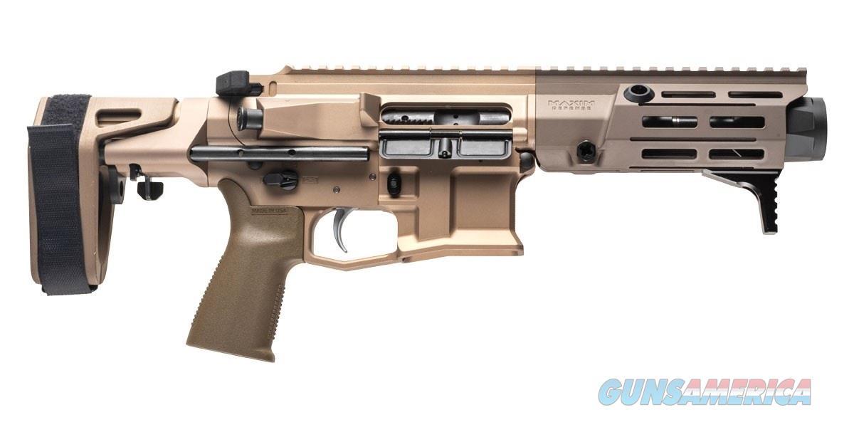 """Maxim Defense PDX 5.56 NATO 5.5"""" 20 Rds MXM-47802  Guns > Pistols > MN Misc Pistols"""