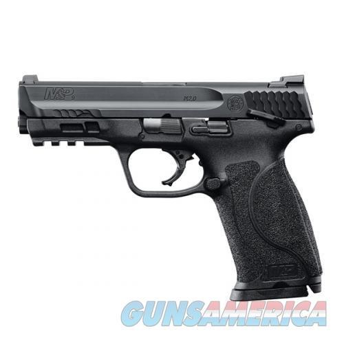 "Smith & Wesson M&P9 M2.0 Thumb Safety 9MM 4.25"" 17rd 11524   Guns > Pistols > Smith & Wesson Pistols - Autos > Polymer Frame"