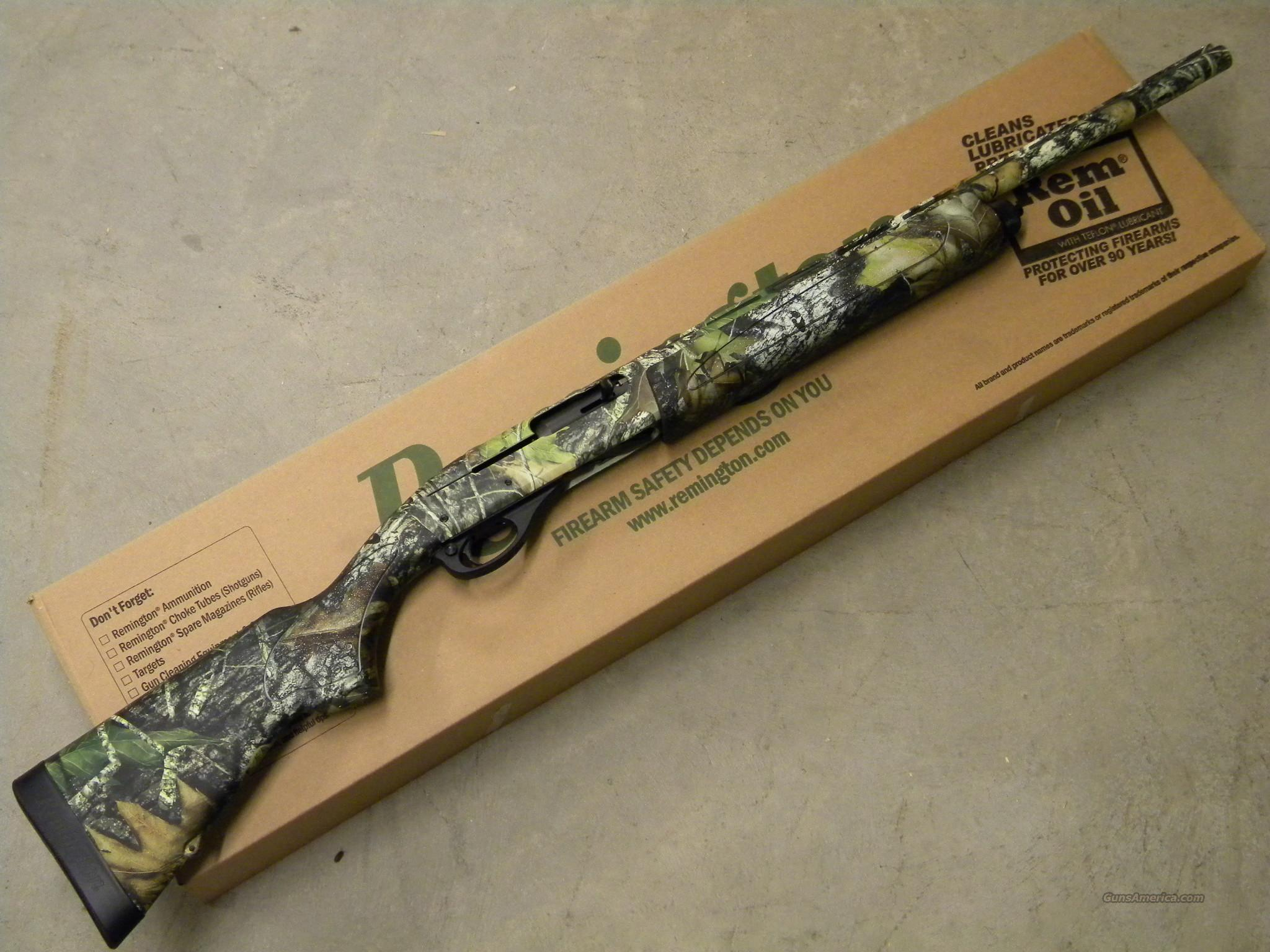 Remington Model 11-87 Camo Sportsman Youth Comp... for sale