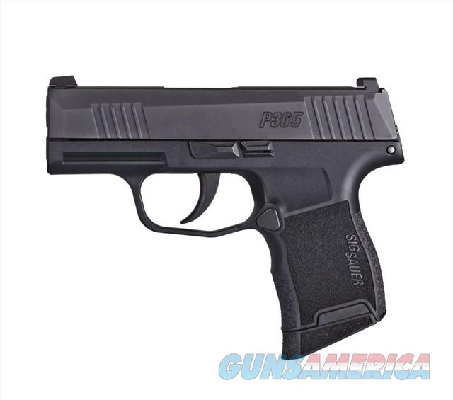 "Sig Sauer P365 Nitron Micro-Compact 9mm 3.1"" 10 Rounds 365-9-BXR3  Guns > Pistols > Sig - Sauer/Sigarms Pistols > P365"