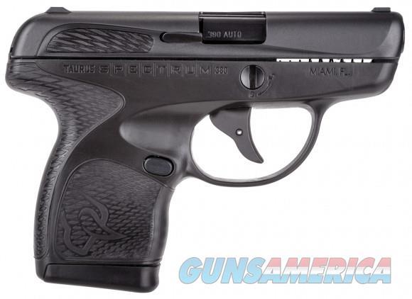 "Taurus Spectrum .380 ACP 2.8"" Black/Black 1007031101   Guns > Pistols > Taurus Pistols > Semi Auto Pistols > Polymer Frame"