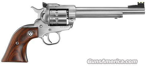 """Ruger Single-Nine .22 WMR 6.5"""" Stainless 9rd 08150   Guns > Pistols > Ruger Single Action Revolvers > Single Six Type"""