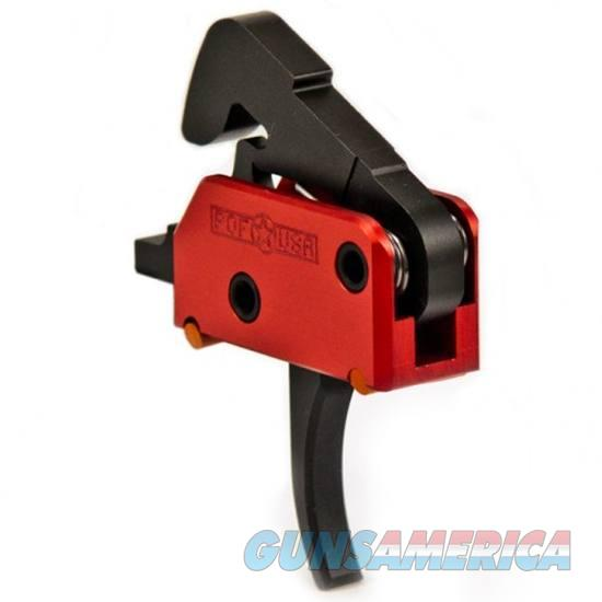 POF-USA AR-15 M4 DROP-IN SINGLE STAGE TRIGGER 00457  Non-Guns > Gun Parts > M16-AR15 > Upper Only