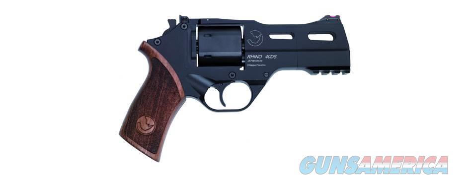 """Chiappa Rhino 40DS SAR 9mm Luger 4"""" CF340.277   Guns > Pistols > Chiappa Pistols & Revolvers > Rhino Models"""