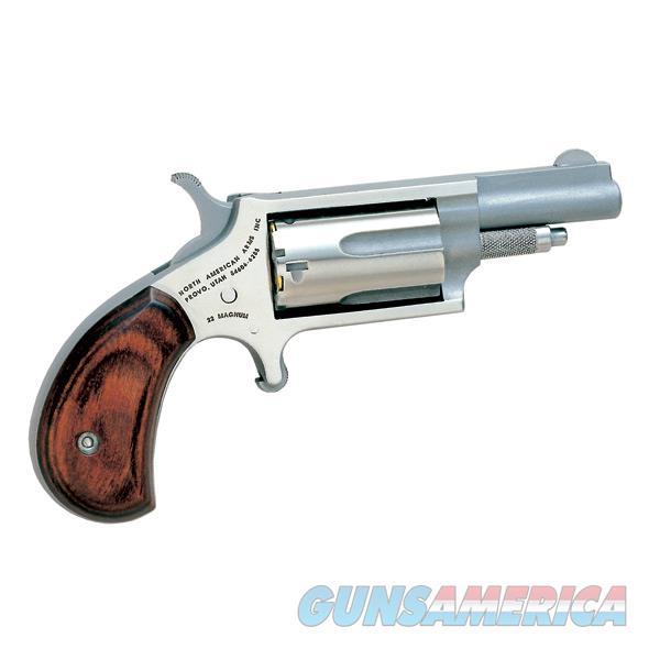 North American Arms Mini Revolver .22 Magnum NAA-22M   Guns > Pistols > North American Arms Pistols