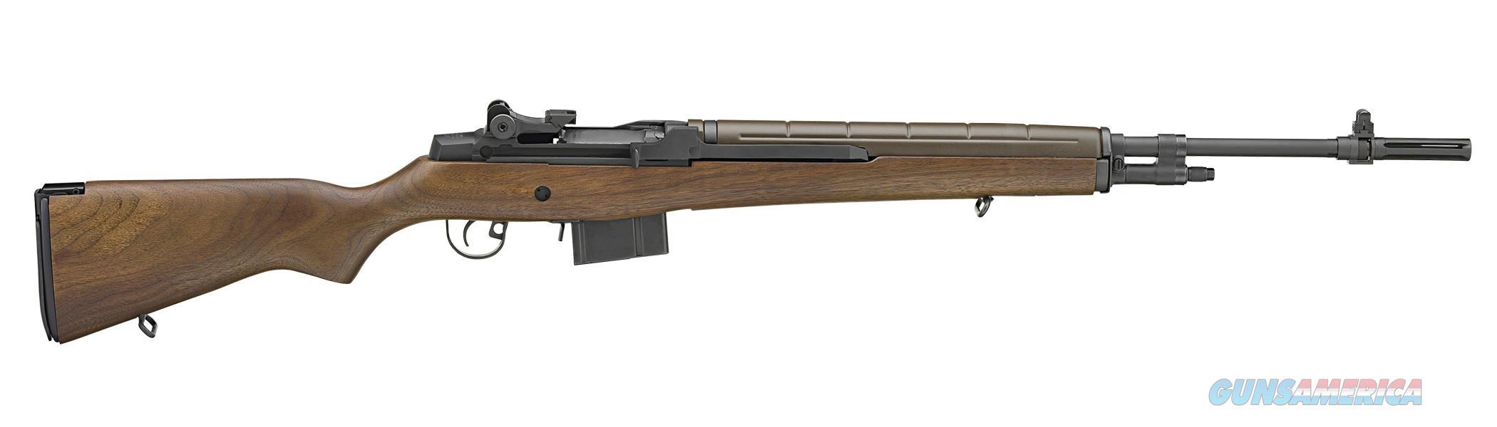 """Springfield Armory M1A Loaded Walnut 7.62 NATO/.308 Win 22"""" MA9222  Guns > Rifles > Springfield Armory Rifles > M1A/M14"""