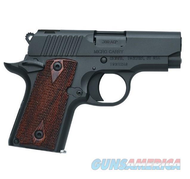 "Kimber Micro RCP .380 ACP 2.75"" Rosewood 3300093  Guns > Pistols > Kimber of America Pistols > Micro"