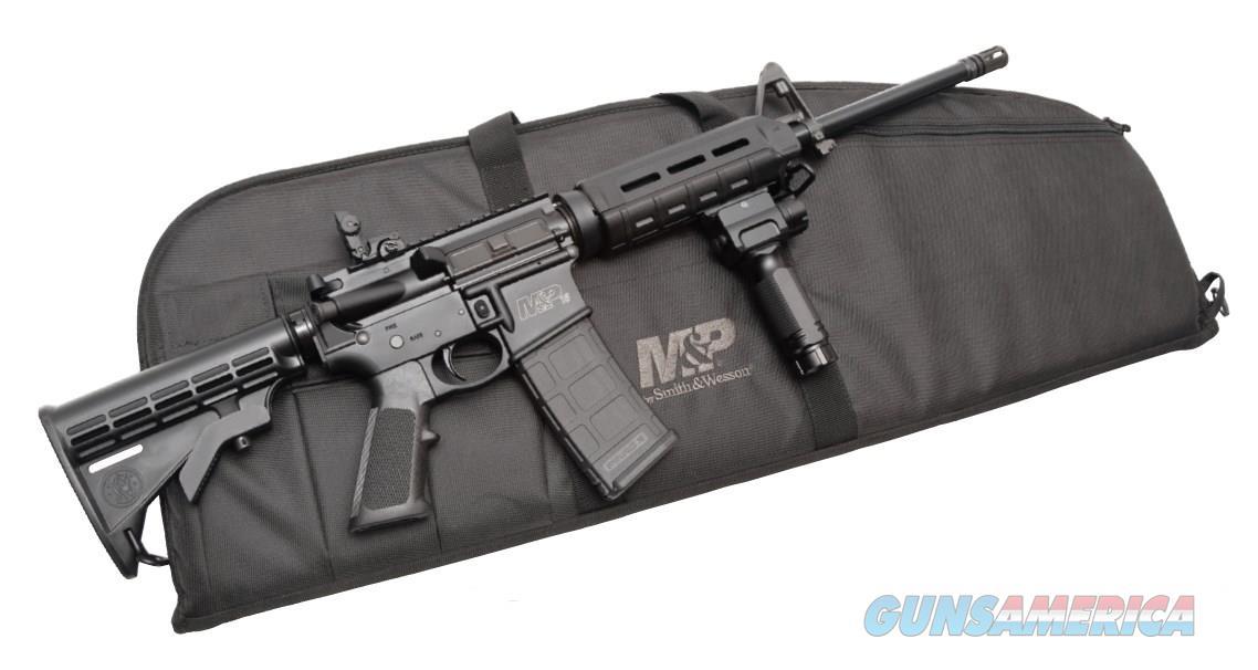 "Smith & Wesson M&P15 Sport II M-LOK w/Light 5.56 NATO/.223 16"" 13060  Guns > Rifles > Smith & Wesson Rifles > M&P"