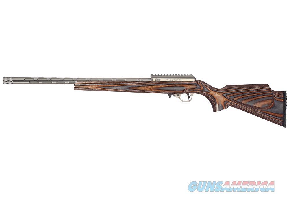 """Volquartsen IF-5 .22 LR Brown/Gray Laminate 20"""" SS VCF-LR-BG  Guns > Rifles > Volquartsen"""