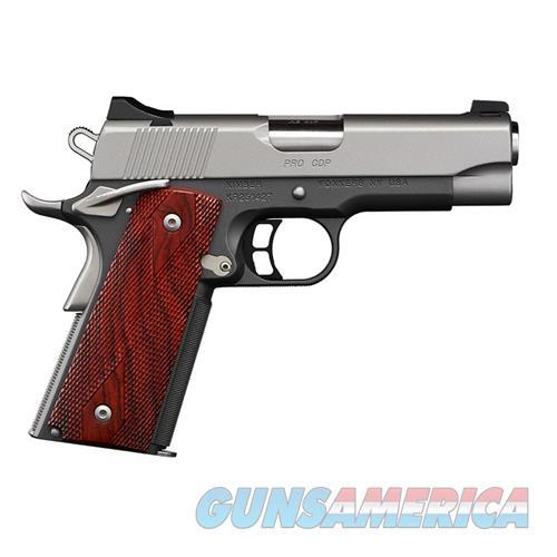 "Kimber Pro CDP .45 ACP (2017) 4"" 7 Rounds 3000243   Guns > Pistols > Kimber of America Pistols"
