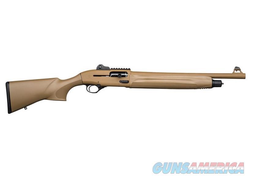"""Beretta 1301 Tactical 12 Gauge 18.5"""" FDE Synthetic J131T18F  Guns > Shotguns > Beretta Shotguns > Autoloaders > Tactical"""