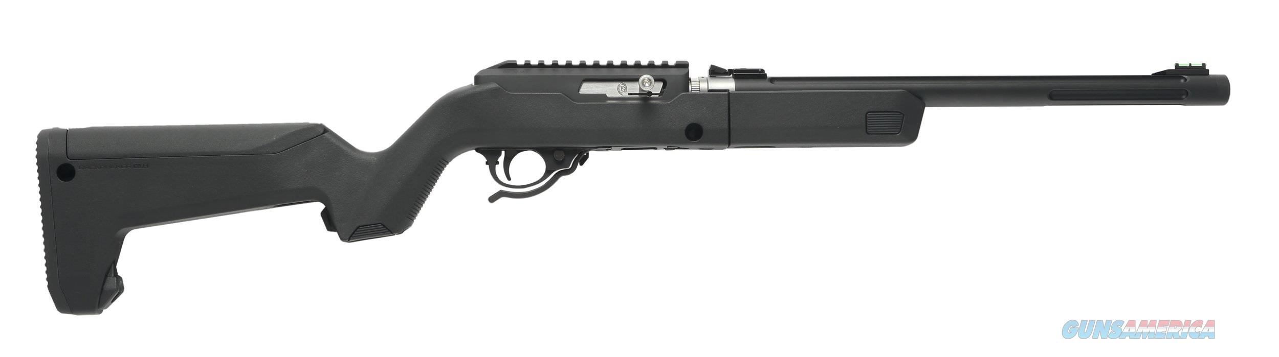 "Tactical Solutions X-Ring Takedown .22 LR 16.5"" Black ATD-MB-B-B-BLK  Guns > Rifles > Ruger Rifles > 10-22"