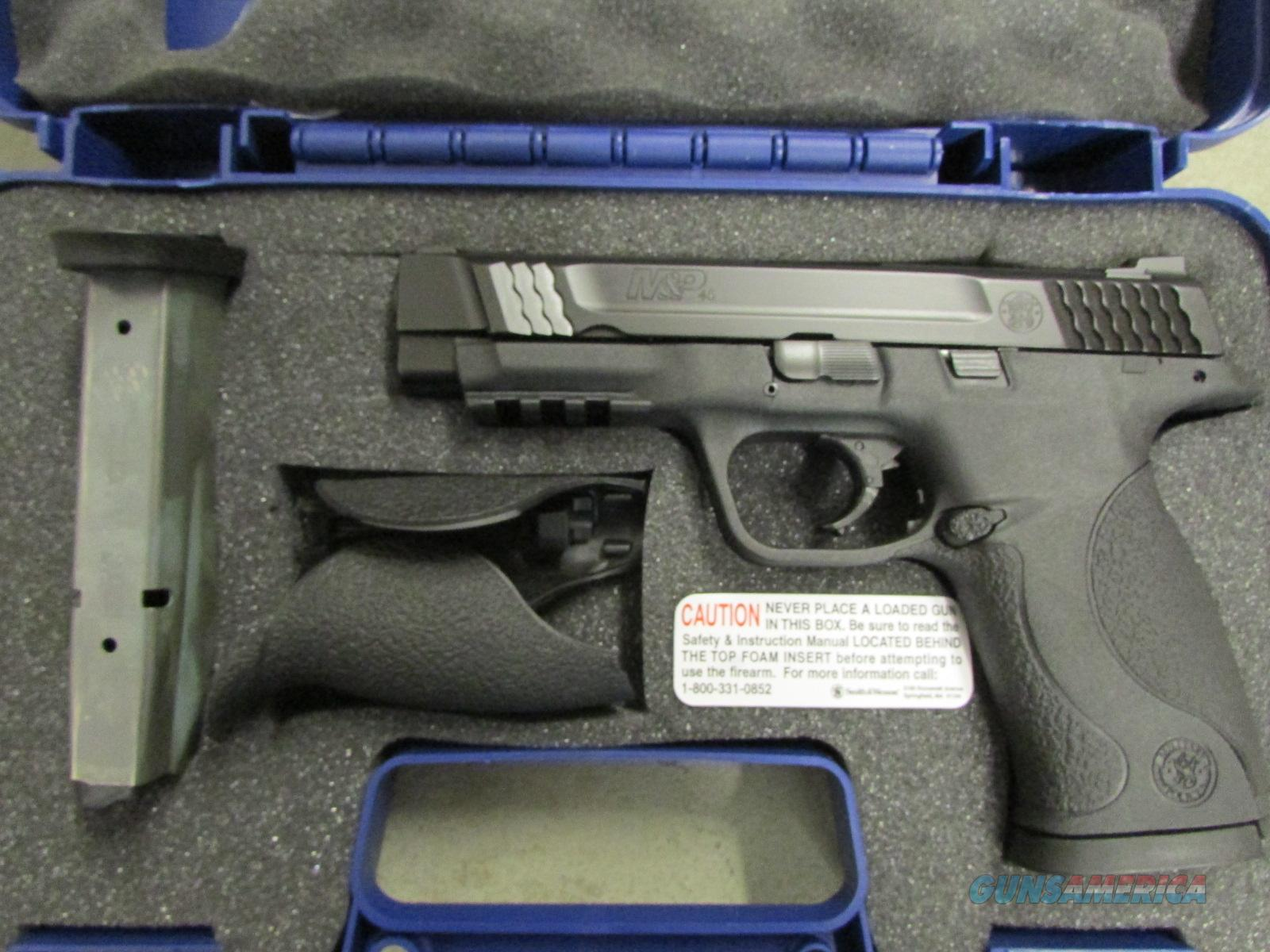 "Smith & Wesson M&P45 Black 4.5"".45 ACP 109306  Guns > Pistols > Smith & Wesson Pistols - Autos > Polymer Frame"