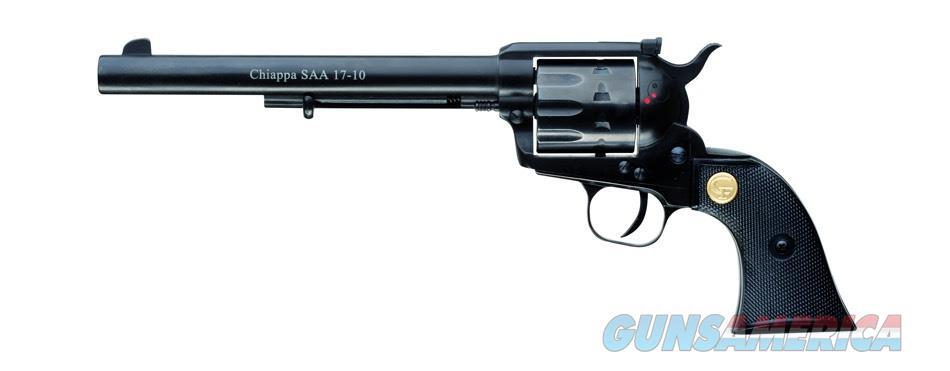 Chiappa 1873 SAA 17-10 Revolver .17 HMR CF340.182   Guns > Pistols > Chiappa Pistols & Revolvers > .22 Cal Other