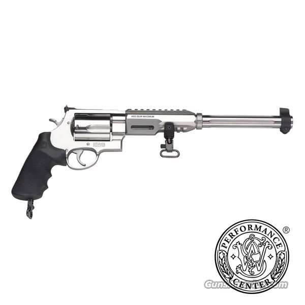 "Smith & Wesson Model 460XVR 12"" Hunter .460 S&W Magnum  Guns > Pistols > Smith & Wesson Revolvers > Performance Center"