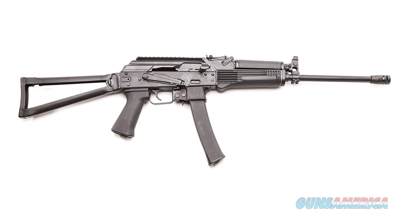 "Kalashnikov USA KR-9 Rifle 9mm AK 16"" Side Folder  Guns > Rifles > Kalashnikov USA Rifles"