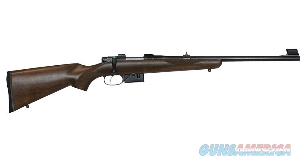 "CZ-USA CZ 527 Youth Carbine 7.62x39mm 18.5"" Walnut 03058   Guns > Rifles > CZ Rifles"