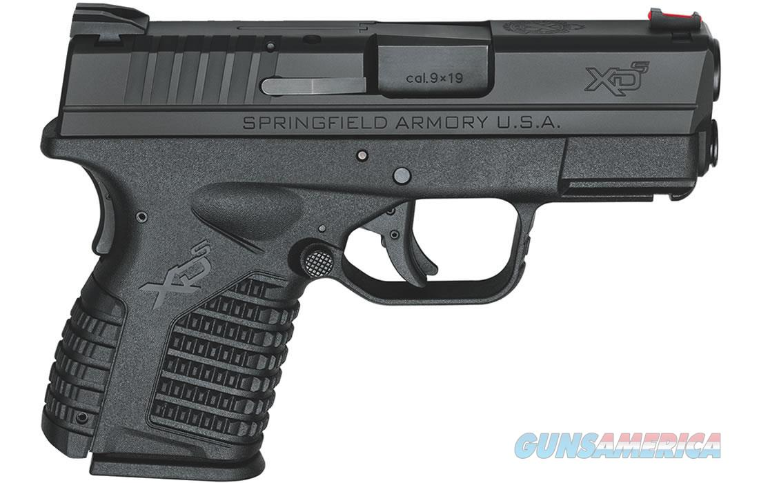 "Springfield Armory XD-S Single Stack Black 9mm 3.3"" XDS9339BE   Guns > Pistols > Springfield Armory Pistols > XD-S"