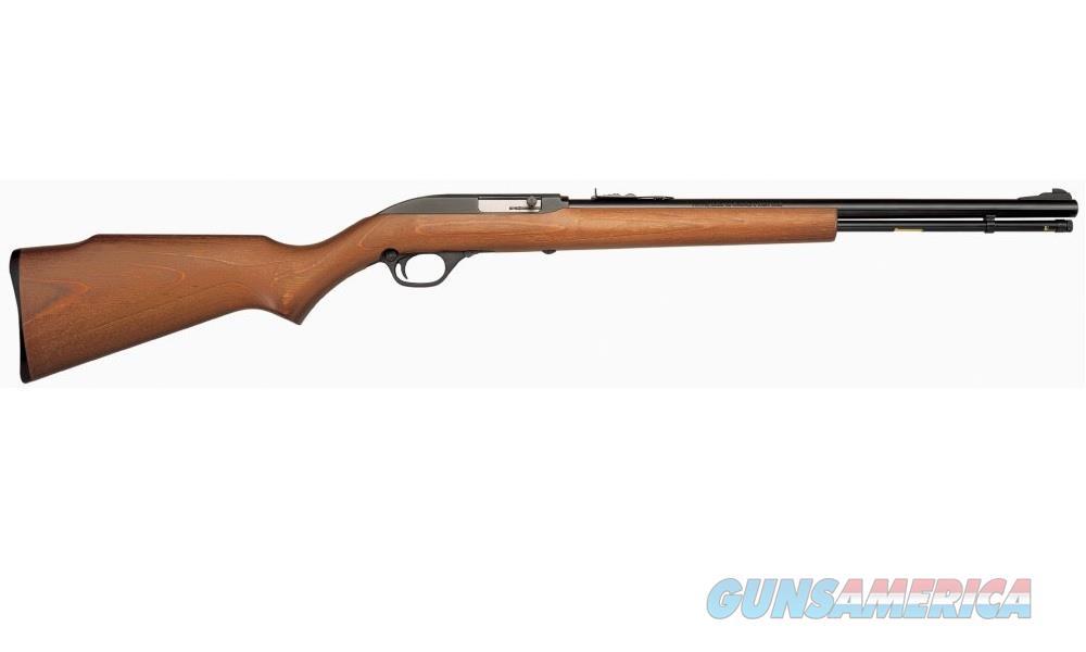 "Marlin Model 60 Semi-Auto .22 LR 19"" 14 Rds Walnut 70620   Guns > Rifles > Marlin Rifles > Modern > Semi-auto"