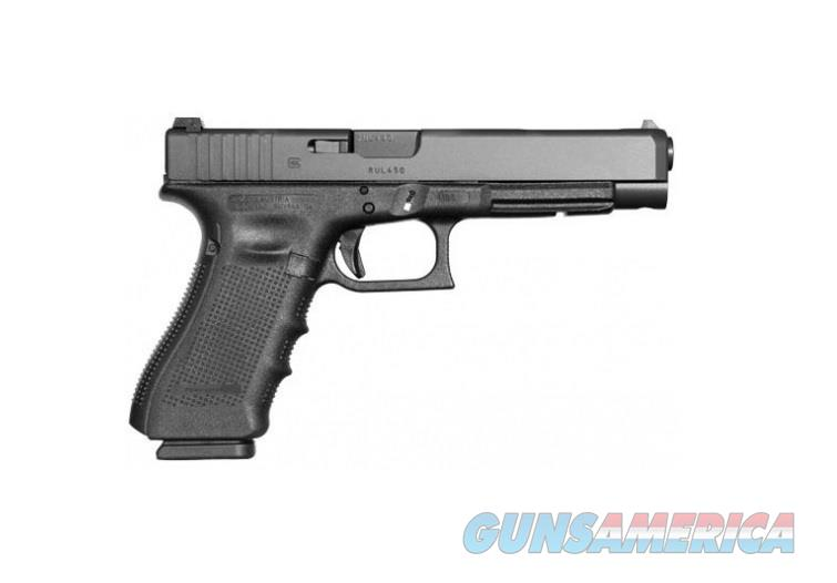 "Glock 34 GEN3  Long Slide 5.3"" 9mm Luger PG3430103  Guns > Pistols > Glock Pistols > 34"