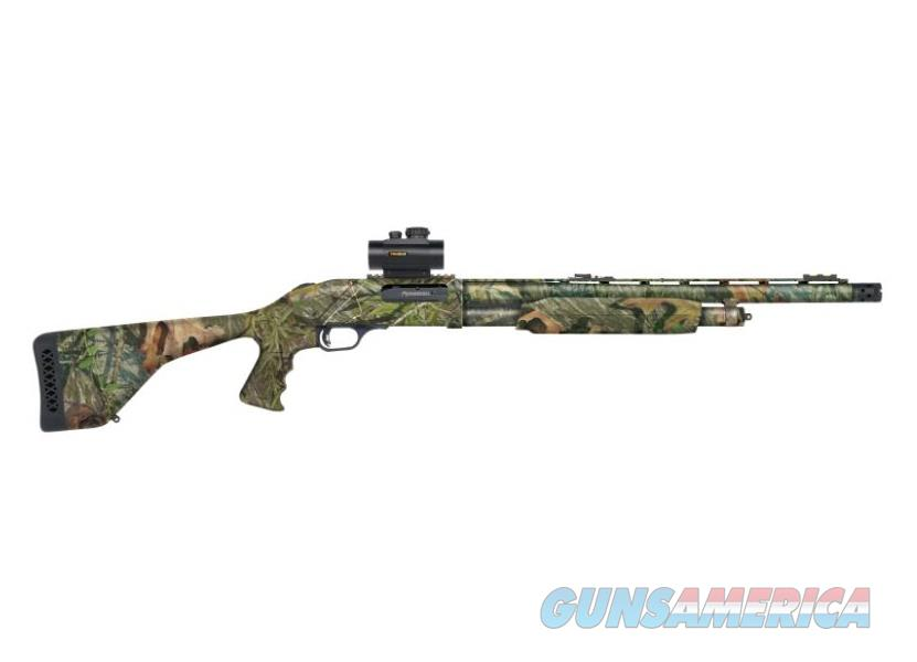 "MOSSBERG 535 ATS TURKEY W/ RED DOT 3.5"" 12 Gauge  45242  Guns > Shotguns > Mossberg Shotguns > Pump > Sporting"